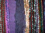x15 Handmade/Handknitted Scarves