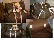 Auth Bnwt, L V Keepall 55 Or 60 Travel Bags Fits In All Over