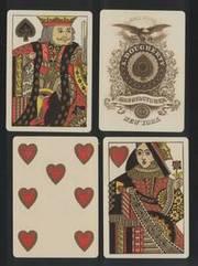 Civil War Illuminated Collectible Playing cards Deck