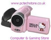 HELLO KITTY 1.5-inch Compact Digital Video Camera