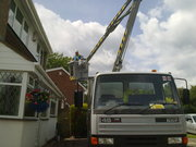 cherry picker hire by the hour or day with operator