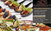 Taste Indian Wedding Caterers Menus in UK