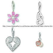 Make any other day special with Elegant Thomas Sabo Charms