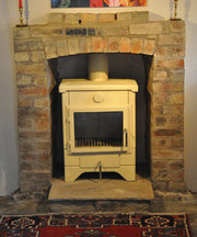 Quality E580 Woodburning Stove from EccoStove Ltd