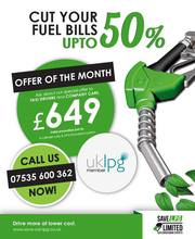 UKLPG Approved LPG Conversion- Special Offer Prices From £499