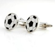Adorn Your Style With Elegant Football Cufflinks