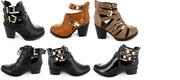 Fashionable All Seasons Ladies Boots UK