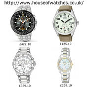 Citizen Watches at House of Watches