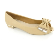 Ladies Flat Shoes with Unmatched Dressy Fashion
