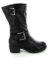 Ladies Leather Ankle Boots,  Ankle Boots with Heels for Women UK