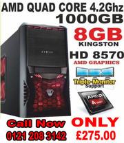 AMD Quad Core Base Unit
