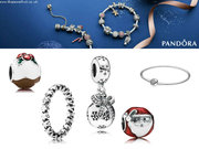 Celebrate Christmas Moments with Pandora Christmas 2014 Collection