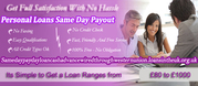 Personal Loans Same Day Payout