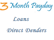3 Month Installment Loans Direct Lenders Bad Credit