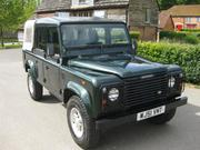 2001 Land Rover 2.5 2001 LAND ROVER DEFENDER 110 COUNTY TD5 DOUBLE CAB