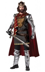 King Arthur Fancy Dress Costume