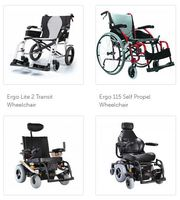 Online Wheelchair Accessories in UK - Karma Mobility