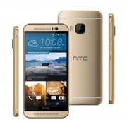 HTC ONE M9 32GB 20.0MP Android OS 4G LTE AT&T Smart Phone (Amber Gold)