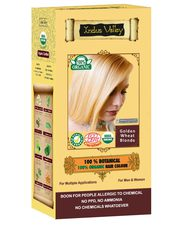 Organic Botanical Wheat Blonde Hair Color