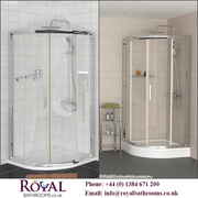 Quality Material Quadrant Shower Cabin