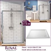 Advantages of Shower Cubicles and Trays