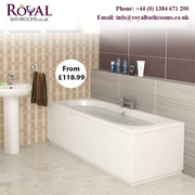 In Various Size Straight Bath Tubs availalbe