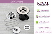 Bath Wastes in various types available