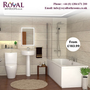 Royal Shower Bath