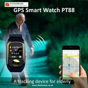 Gps Device For Elderly PT88   An essential smart wearable for elders