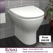 Back To Wall Toilet for Sale