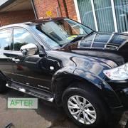 mobile car wash valeting service,  5 stars