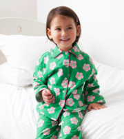 Baby Silk and Flannelette Pyjamas for Babies | Tilly and Jasper