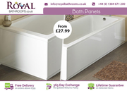 Quality Bath panels available for sale  on reasonable price