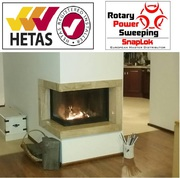 WOOD BURNING STOVE AND FIREPLACE INSTALLATION - Birmingham
