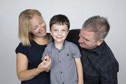 Family photo shoot Birmingham UK