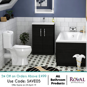 Bathroom Furniture Shower Enclosures and Vanity Unites By RoyalBathrooms