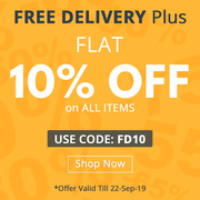 Flat 10% Off - Royal Bathrooms