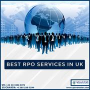 Vanator RPO -  leading recruitment services companies in UK