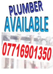 Plumber expert in repairs