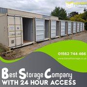 Best self storage in Birmingham